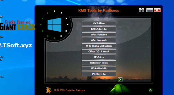 AAct x64 and AAct Network 4.2 Portable Latest Download