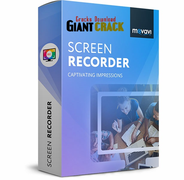 Movavi Screen Recorder Crack 11.5 Free Download 2020