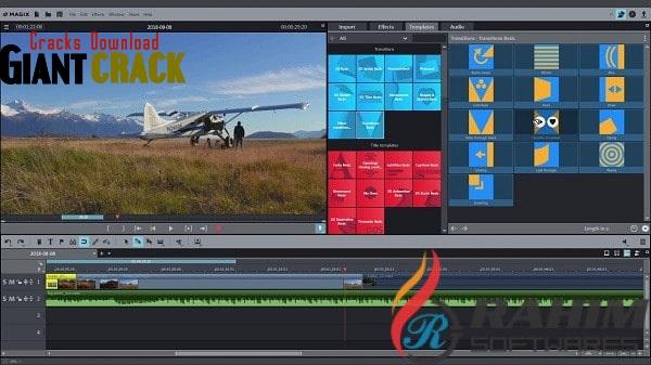 MAGIX Movie Edit Pro Crack 19.0.2.58 Premium Free Download 2020