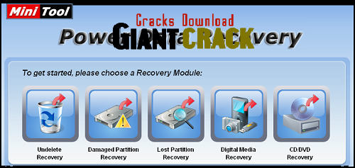 MiniTool Power Data Recovery Crack 8.8 Full Latest Download