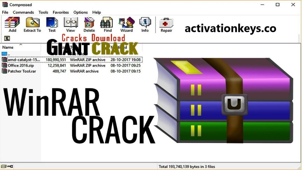 WinRAR Crack 5.91 Final Key Latest Download 2020