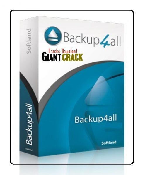 Backup4all Pro Crack 8.7.331 Free Download 2020