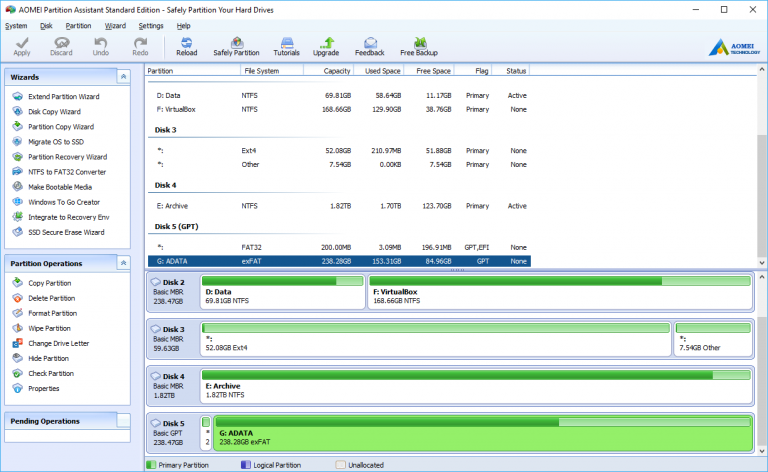 AOMEI Partition Assistant Crack 8.9 + Full License Key [Latest] 2020