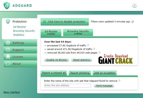 Adguard Premium Crack 7.4.3247 License Key Free Download
