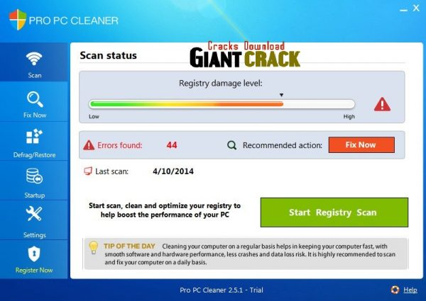 PC CLEANER PRO Crack 14.0.18.6.11 Full Latest Version 2020