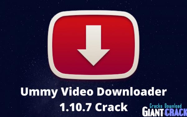 UMMY VIDEO DOWNLOADER 1.10.10.7 CRACK Full License Key 2020