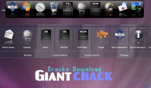 Winstep Nexus Ultimate Crack 20.1+Serial Full Free Download