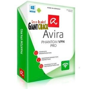 Avira Phantom VPN Pro Crack 2.32.2.3415 Free Download 2020
