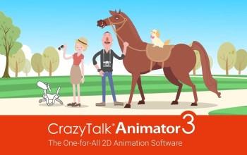 CrazyTalk Animator Crack 7.11 + Serial Key Free Download 2020