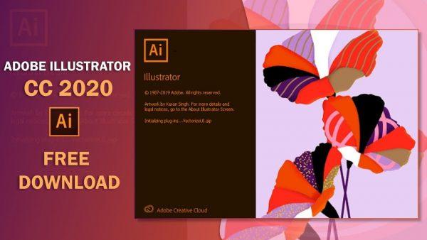 Adobe Illustrator Crack Full v24.1.2.408 With [Latest] Free Download 2020
