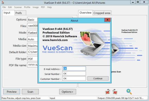 VueScan Pro Crack