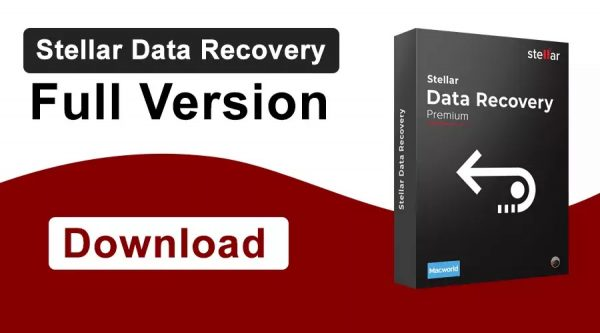 Stellar Data Recovery Professional Crack 10.0.4 With [Latest] 2021