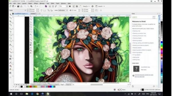 CorelDRAW Graphics Suite Crack v22.1.1.523 (x64) Download [Latest]