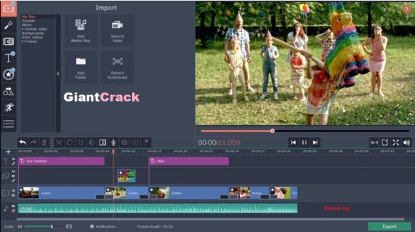 Movavi Video Editor Crack 21.0.0 + Working License Key 2021