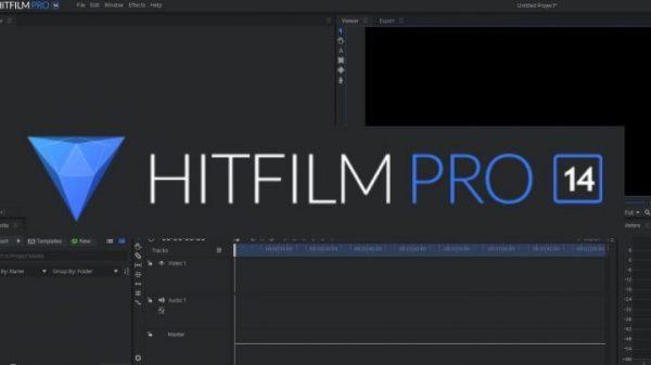 HitFilm Pro 2021.1 Crack Activation Key With Keygen Latest