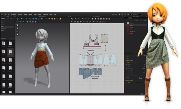Marvelous Designer Crack 9.5 5.1.469.28698 + Free Download [Latest] 2021
