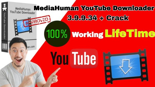 MediaHuman YouTube Downloader 3.9.9.45 With Crack [Latest] 2021
