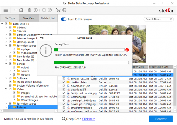 Stellar Data Recovery Professional Crack 10.0.0.6 With [Latest] 2021