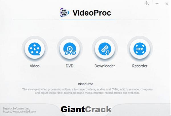 VideoProc 4.0 Crack + Serial Key Full Free Download 2021