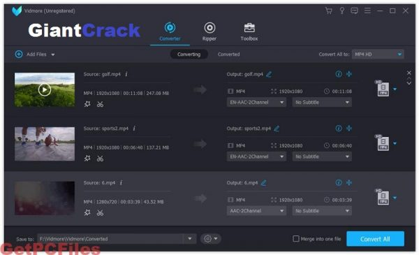 Vidmore Screen Recorder Crack 1.1.18 + Full [ Latest Version ]
