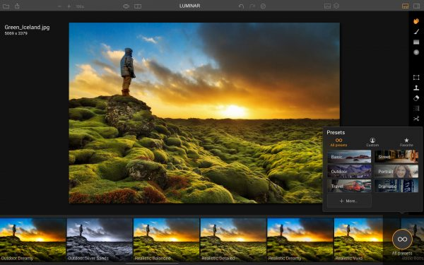 Luminar Photo Editor Crack 4.3.0.6175 + License Key Free Download 2021