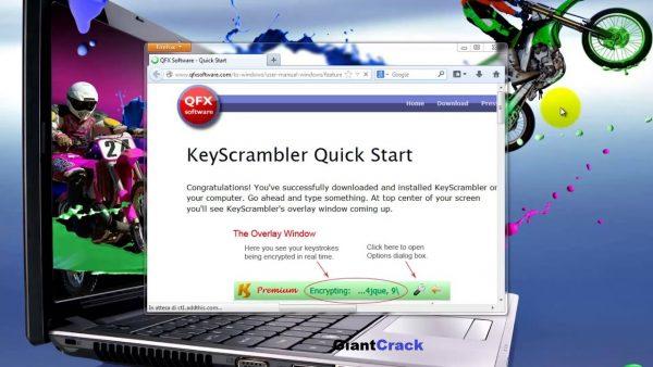 QFX KeyScrambler Professional 3.15.0.3 With Crack [Latest]