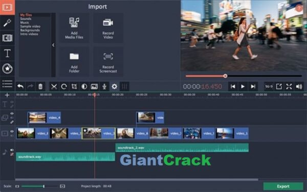 Movavi Video Suite Crack 21.1.0 + Full Download [Latest] 2021