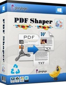 PDF Shaper Professional 10.7 Crack