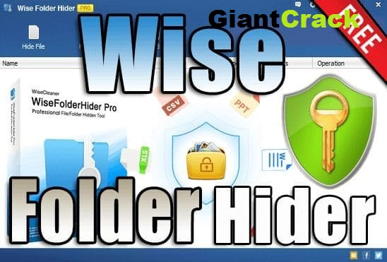 Wise Folder Hider Pro Crack 4.3.7.197 + Full Free Download [Latest]