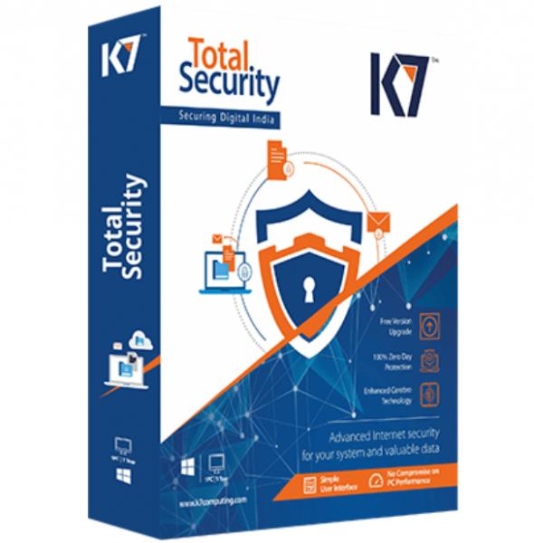K7 Total Security 16.0.0493 Crack Plus Activation Key 2021